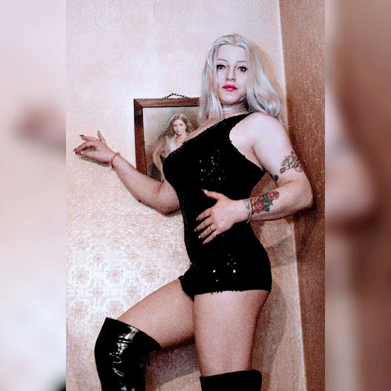 weibliche transsexuelle sommermode für mollige
